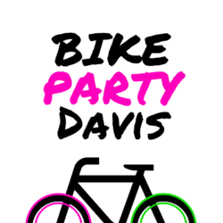 Bike Party Davis Logo