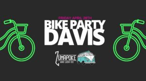 April 27th 2017 Bike Party